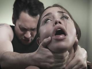 Alina Lopez Bursts In Tears And Gets Fucked By Teacher