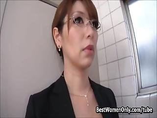 Japanese Teacher Abused By Students In School Toilets - Threesome Gang Gang-bang Gangbang Old-and-young Old-vs-young Old-young Oldvsyoung Young-old Hairy Hot-milf Mature Milf Cougar Cougars
