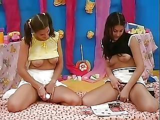 Using Vibrators For Sex Education.