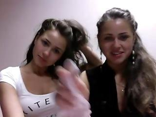 Erotic Show Polish Teenagers Twins Dziewczynka17 On The Showup