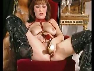 Masturbating With Candle And Fuckin Hard