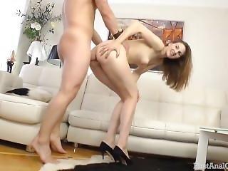 Hot Girls In High Heels Get Ass-fucked