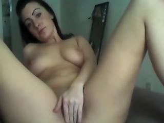 Latina Teen Spreading Legs And Puckers Asshole