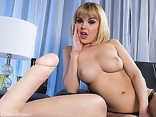 Sexy Blonde Stripper Dillion Waters Rachels Pussy
