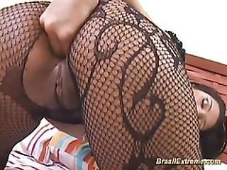 Brazilian Babes Anal Fisting