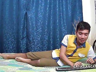 Amateur Asian Boy Dominic Webcam Jerking