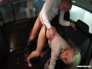 Fucked In Traffic Hungarian Blondie Christen Courtney Gets Fucked In The Parking Lot