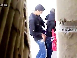 Horny Bitch Muslim Sex In Street