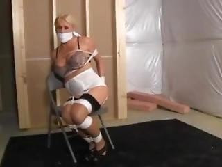 Busty Milf Otm And Cleave Gagged