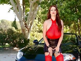 Natural Busty Eva Black Car Outdoor?s=1
