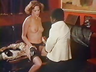 En Grupos, Con Cabello, Interracial, Pequeña, Sexo, Vendimia