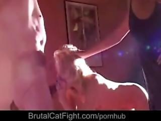 Luta De Gajas, Fetishe, Hardcore, Rude, Foda A Três