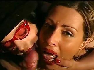 Betty & Annika Spunk Hungry Vixens