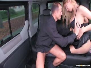 Fucked In Traffic Skinny Bitch Katrina Grand Getting Her Hands On Hard Cock