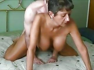 A Grandmother Has A Gift For You - Pornmoza