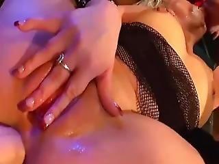 Jaqueline Cum Hungry German Blonde
