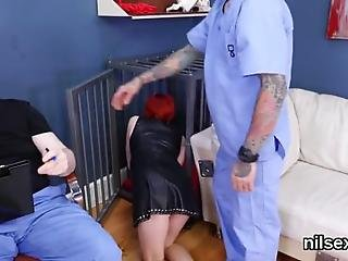 Wild Looker Comes For Extreme Butthole Treatment And Enjoys Bdsm With Deep Anal Ass To Mouth Hardcore Sex