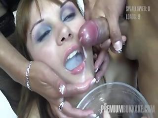 bukakke, sperma, in den mund spritzen, sperma schlucken, ladung, trinkend, ins gesicht, mundvoll, schlucken