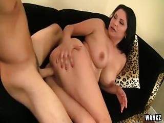 Busty Step Mom Sophia Lomeli Loves Young Dick