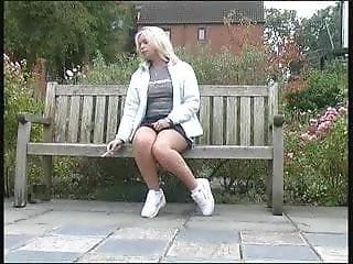 British Pee In Park