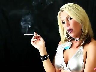 Pornósztár, Dohányzás