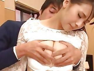 азиатский, японский, поцелуи, учитель, Молодежь
