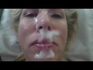 The Definitive Facial Cumshot Compilation #5: Pmv