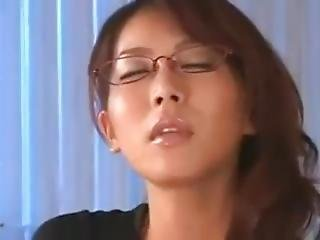 Horny Japanese Teacher