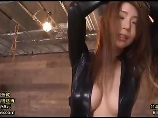 bambola, tette grandi, bondage, mora, fetish, giapponese