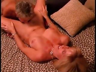 Classic Video - Carol Cox & Tracy Licks Together For The First Time