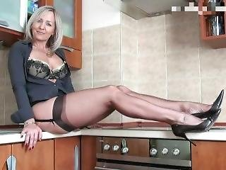 Milf In Stockings ( Compilation ) 3