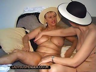 Zdarma MILF gangbang porno