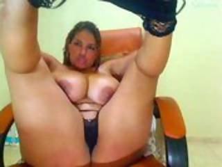 Big Tits On Screen