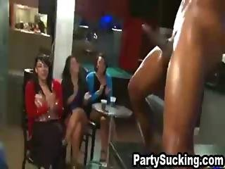 Wild Skanks Suck Fat Dicks At Camila S Outrageous Holiday Shindig