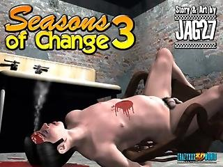 3d comic seasons of change episode 1 3