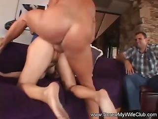 The hottest swinger milf