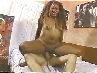 Ebony Girl Fucked Old Man