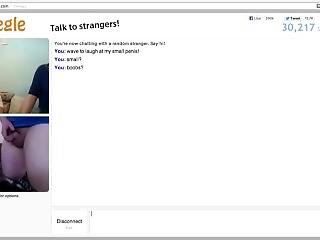 Webcam Sph - 2 Omegle Chicks Baked But Not Blind - Terrible Freeze