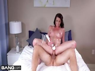How Many Orgasms Can Milf Silvia Saige Have In This Pov Fuck