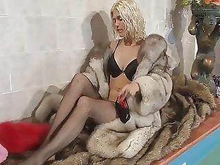 Sexy In Fox Fur