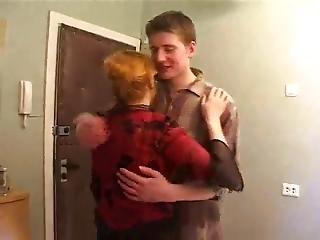 Boy Fucks Mature Mom