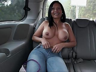 Ass, Big Boob, Big Tit, Black, Boob, Brunette, Bus, Busty, Car, Cash, Dark, Dark Hair, Dick, Hardcore, Latina, Milf, Pussy, Reality, Teen, Vehicle