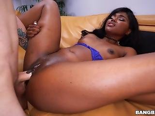 Yara Skye Is Back After A 3 Month Hiatus On Brown Bunnies! (bkb15862)
