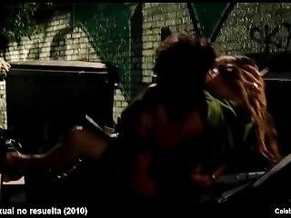 Nude Celeb Babes Salome Jimenez & Norma Ruiz Rough Sex Movie Scenes