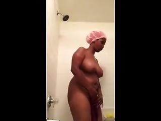 Naked Shower