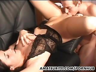 Hot Amateur Girlfriend Outdoor Hardcore Action