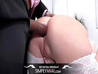 Simplyanal - Hot Blonde Vinna Reed Gets A Good Ass Fucking In This Anal Porno