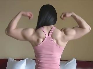 Yeon Woo Jhi - Asian Muscle Goddess