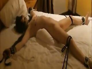 A Teen Norwegian Slut Is This Old Guy's Slave
