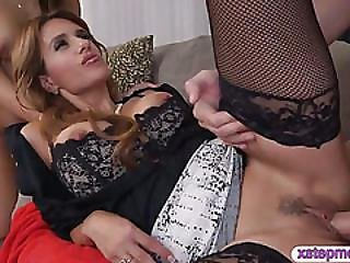 Teen Busted Her Bf Fucking Her Stepmom